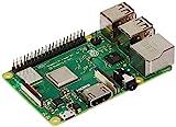 Raspberry Pi Spain 3Modelo B+ - LAN Inalámbrica de Doble Banda, Verde